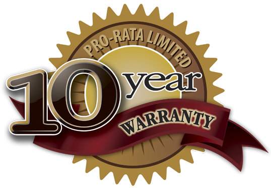10 year commercial fence warranty