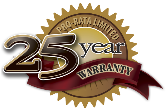 25 year residential warranty