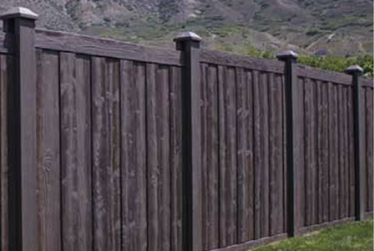 Sherwood Simulated Wood Fence