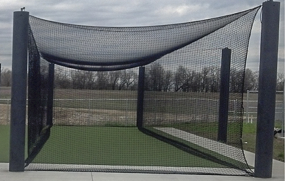 batting cage sports netting