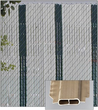 feather lock chain link fence slats for privacy