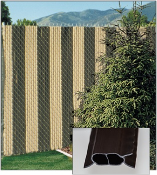 FinLink® Slats add privacy to fences