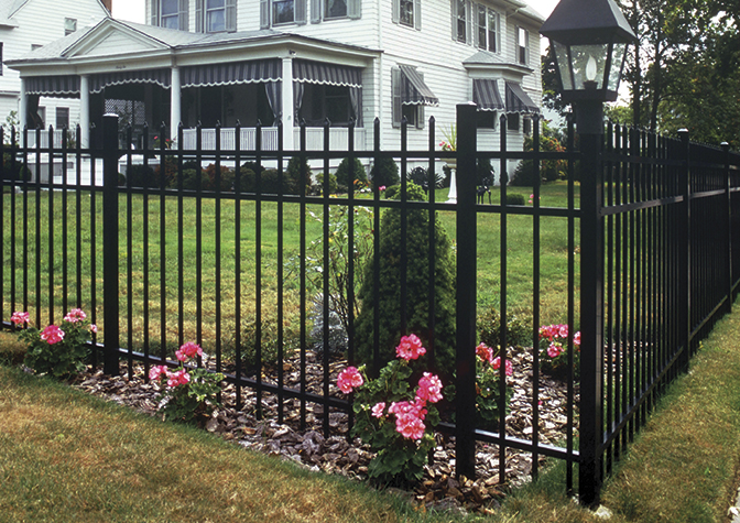 Liberty Ornamental Fence