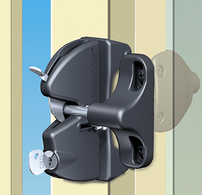 D&D Magnetic Gate Latches | PrivacyLink