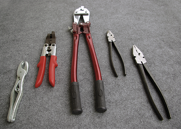 vinyl fence installation tools