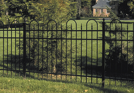 Aluminum Ornamental Fencing