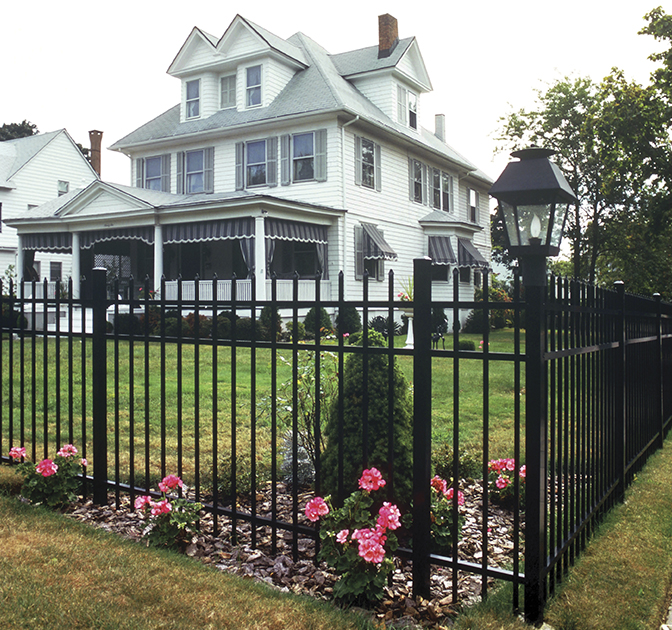 Liberty Aluminum Fence from privacylink