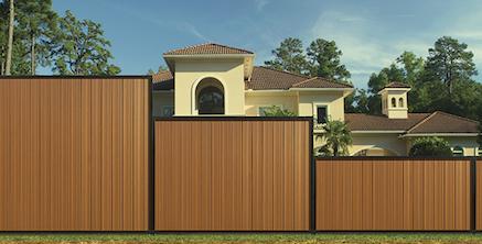 Mesa Composite Fence