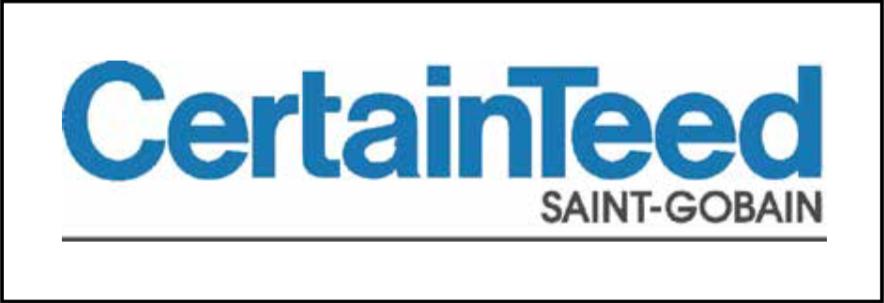 certainteed fencing logo