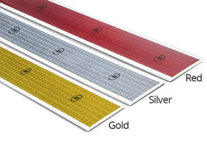safety reflective slat colors