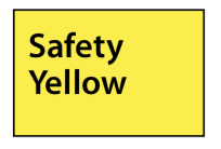 safety top cap yellow color