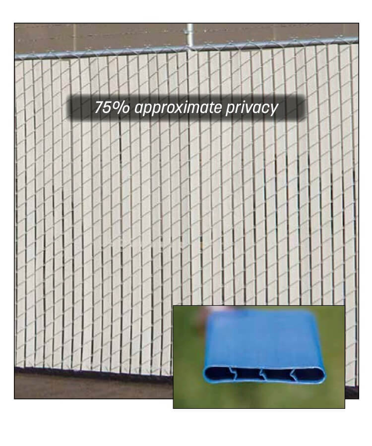 Industrial Slats privacy slats for chain link fence