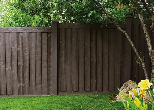 sherwood bufftech fence