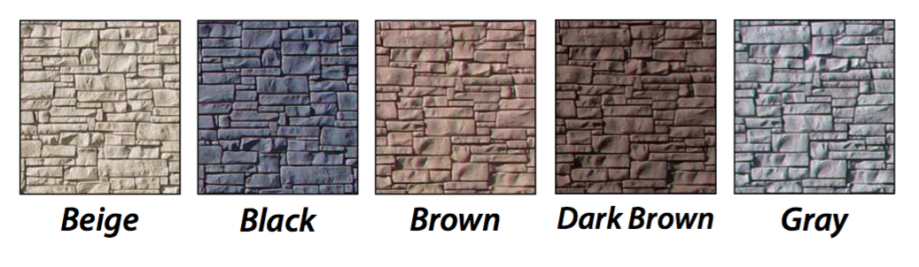 allegheny color options